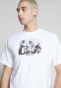 Element - BAD BRAINS - T-shirts print - optic white - 4