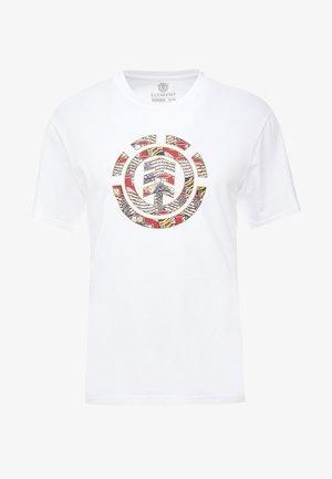 ORIGINS ICON - T-shirts print - optic white