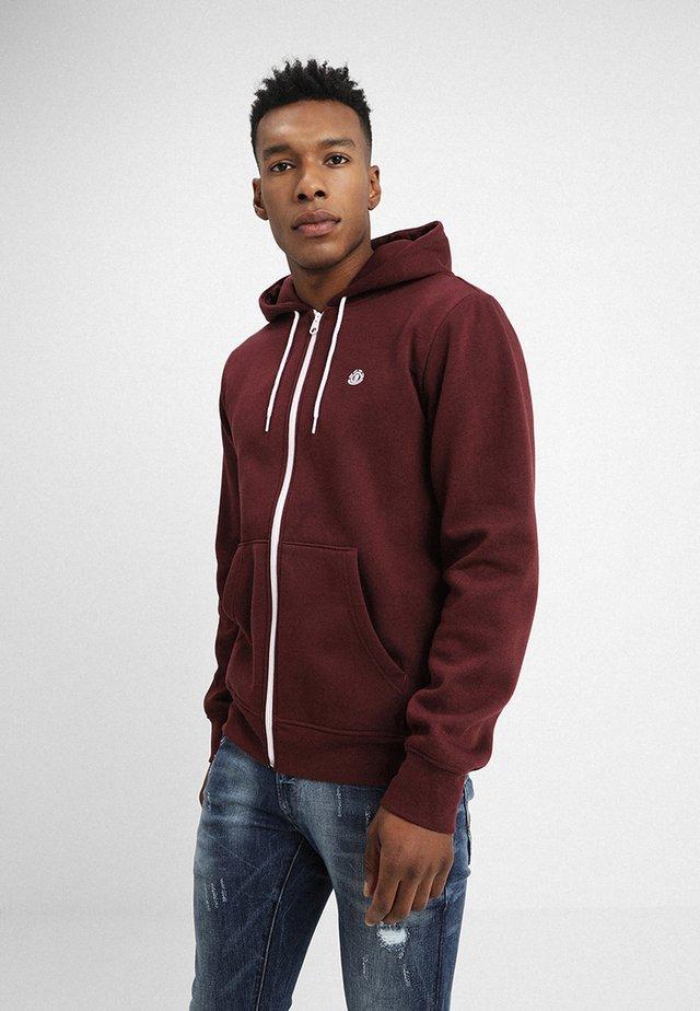 CORNELL CLASSIC - Jersey con capucha - napa red
