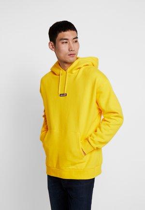 PRIMO BIG - Bluza z kapturem - bright yellow
