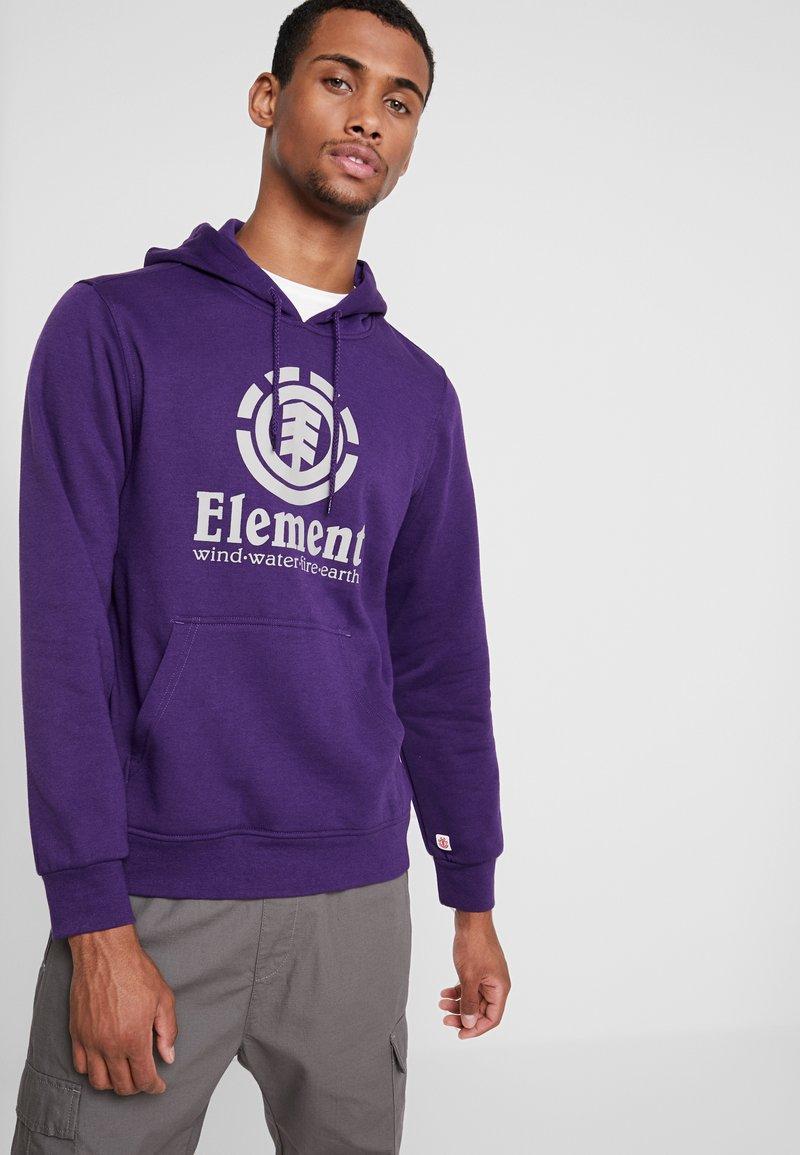 Element - VERTICAL  - Jersey con capucha - acai