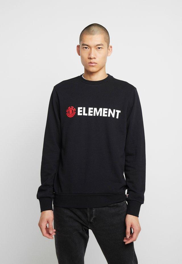 BLAZIN CREW - Sweatshirt - flint black