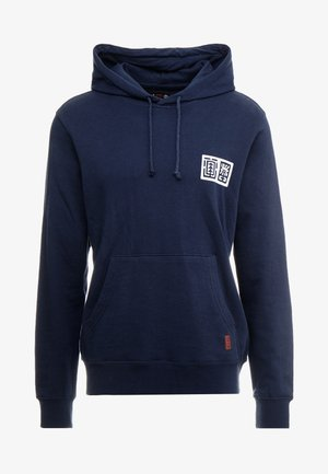 TRADITION POH - Hoodie - indigo