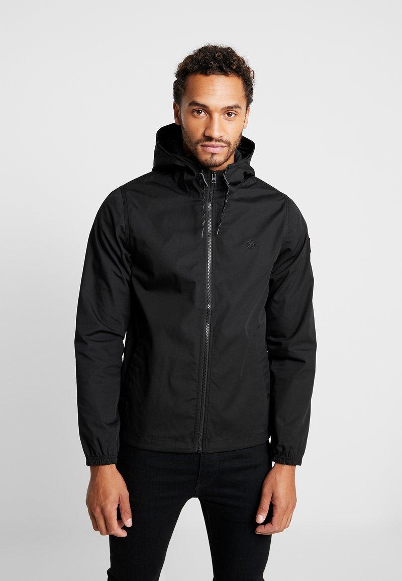 Element - ALDER LIGHT - Leichte Jacke - flint black