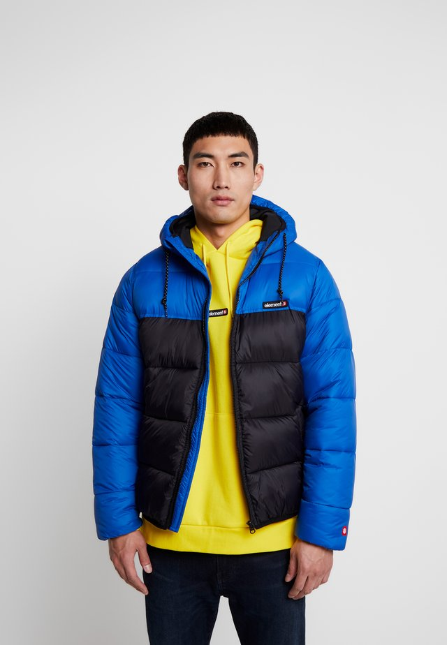 PRIMO ALDER AVALANCH - Winter jacket - nautical blue