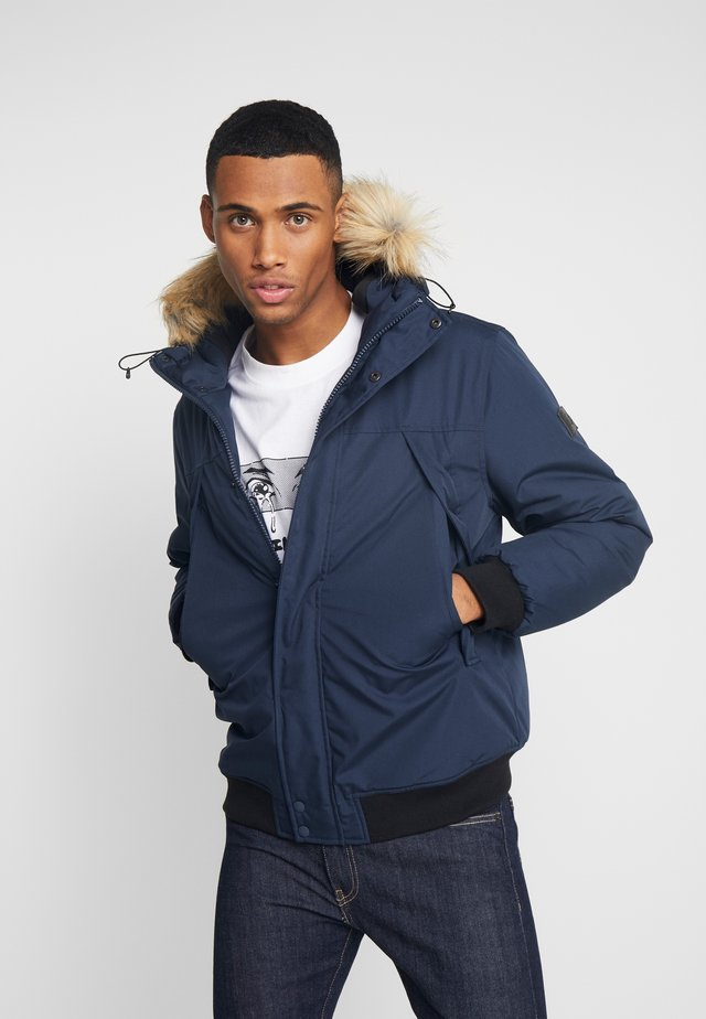 EXPLORER DULCEY - Giacca invernale - eclipse navy