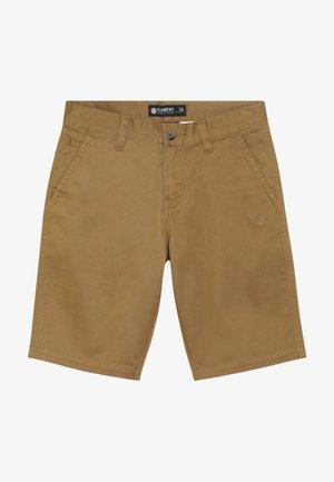 HOWLAND CLASSIC - Shortsit - bronco brown