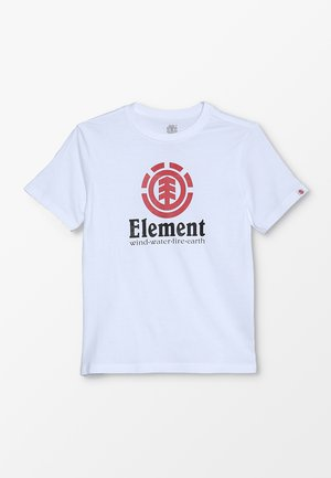 VERTICAL BOY - Print T-shirt - optic white