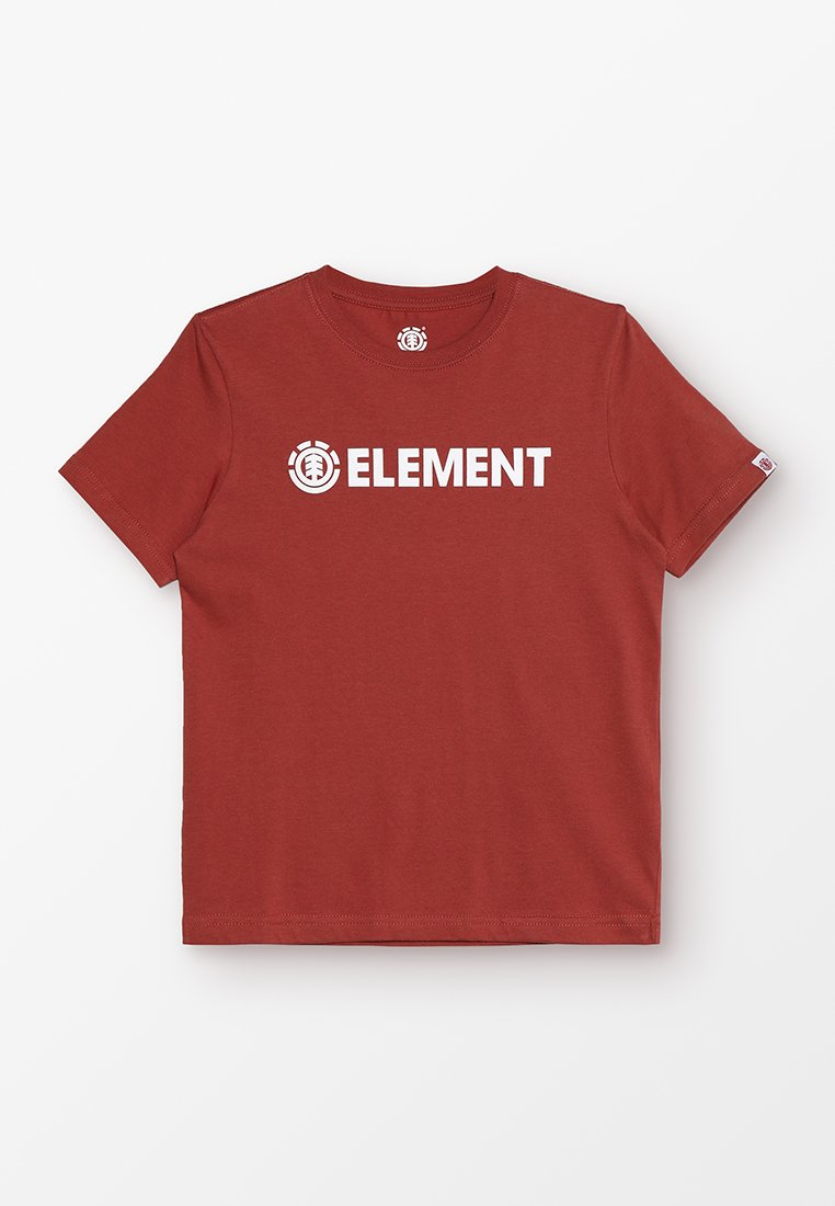 Element - BLAZIN BOY - T-shirts print - etruscan red