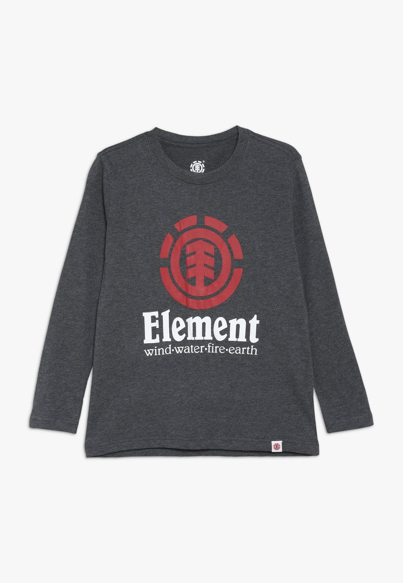 Element - VERTICAL BOY - Pitkähihainen paita - charcoal heather