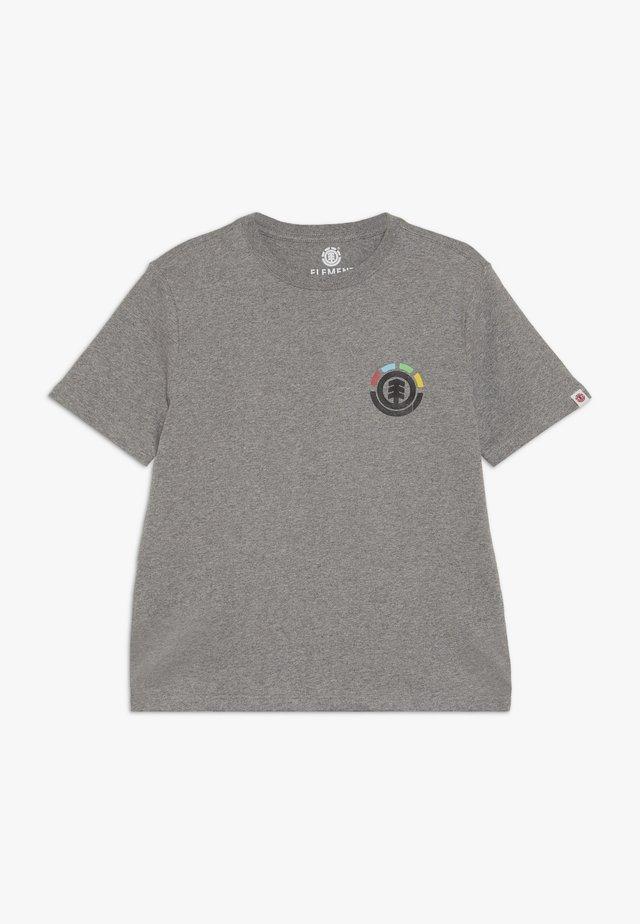 TOSCA BOY - T-shirt con stampa - grey heather