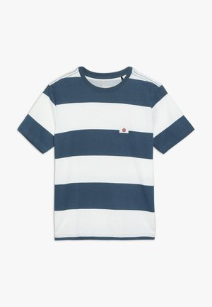 TOKYO FLAG BOY - T-shirts print - legion blue