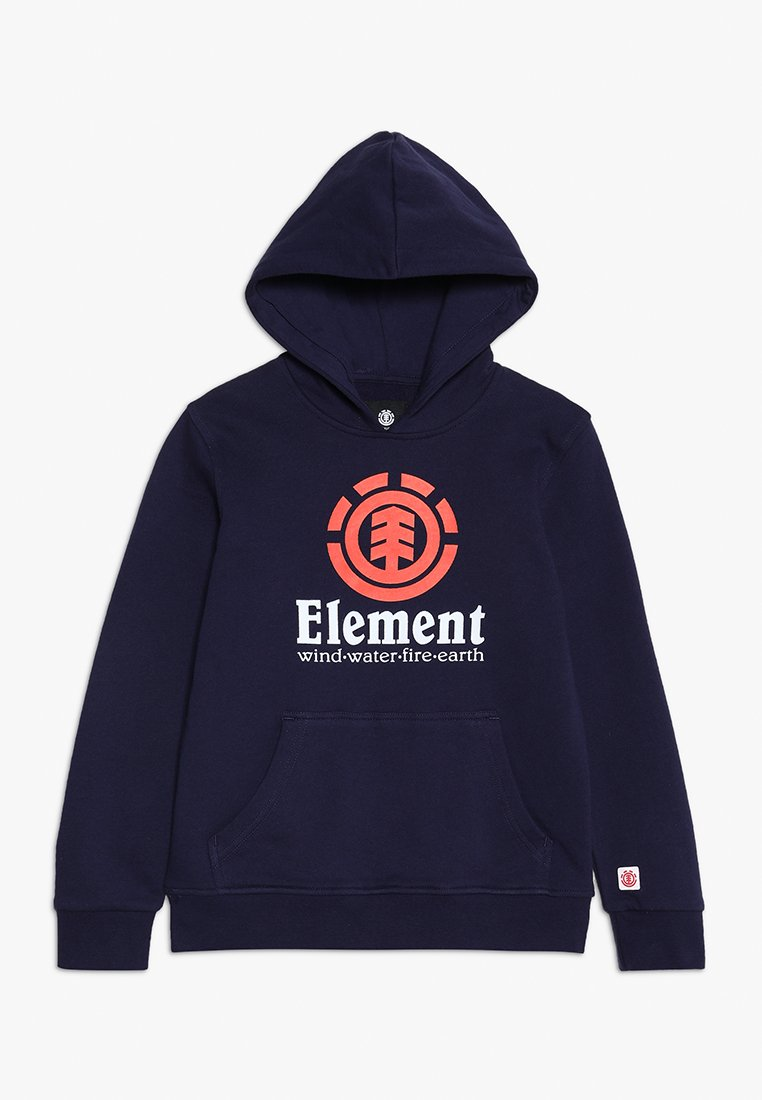 Element - VERTICAL BOY - Jersey con capucha - ink