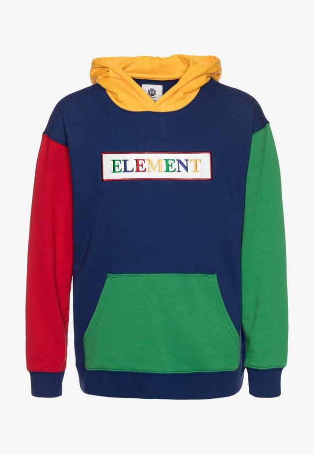 BLOCKY BOY - Hoodie - multicolor