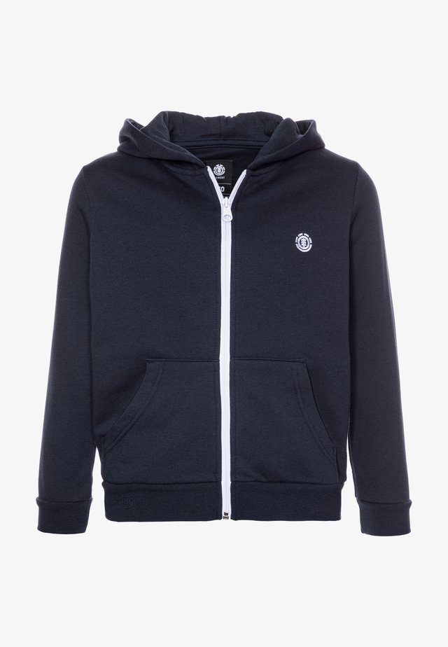 CORNELL CLASSIC BOY - Zip-up hoodie - eclipse navy