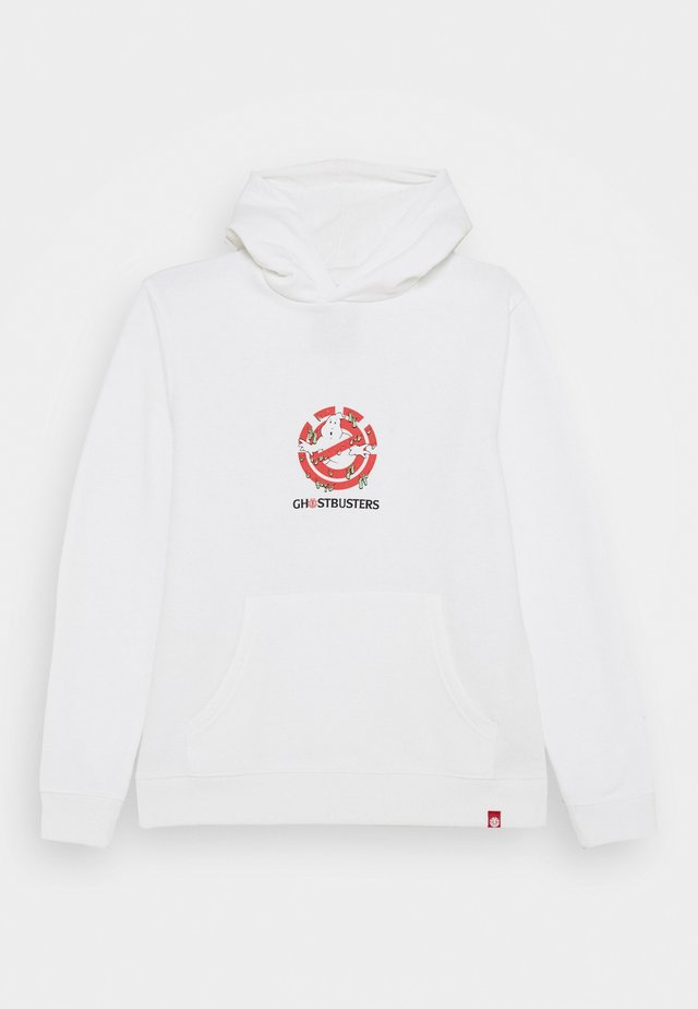 PHANTASM HOOD BOY - Hoodie - optic white