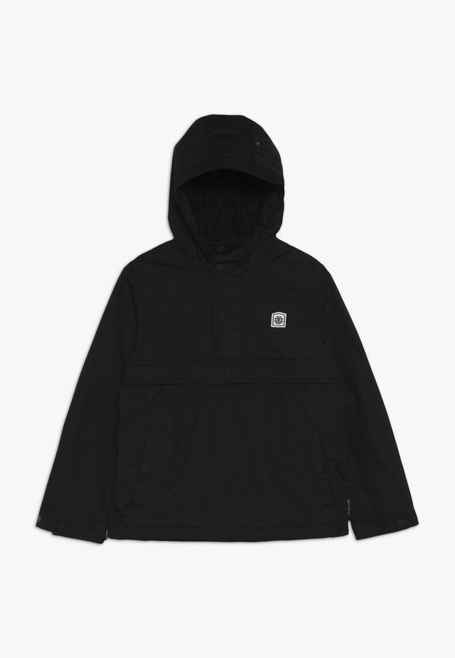 BARROW BOY - Light jacket - flint black