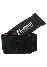 Element - BEYOND BELT - Ceinture - all black - 0