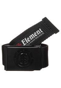 Element - BEYOND BELT - Pásek - all black - 0