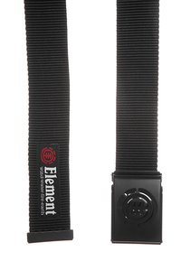 Element - BEYOND BELT - Ceinture - all black - 1
