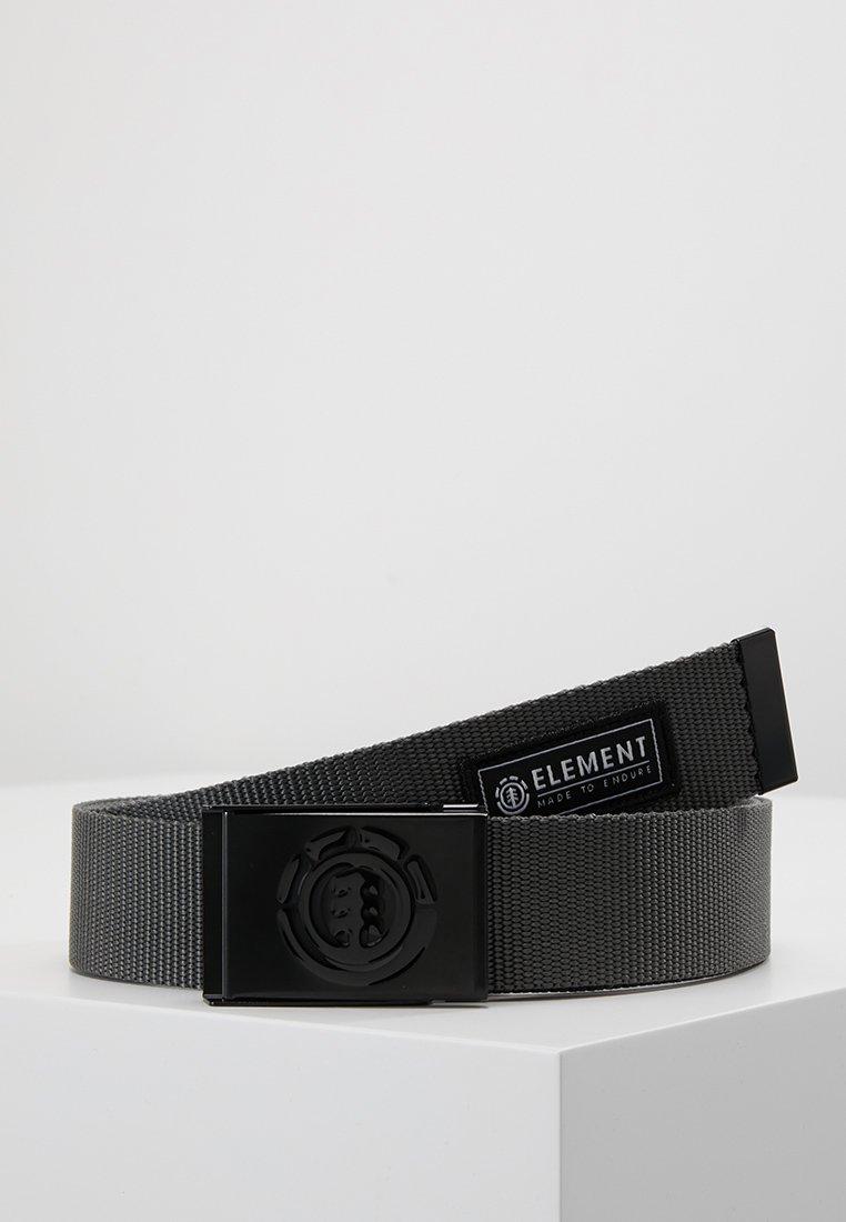 Element - BEYOND BELT - Cintura - charcoal