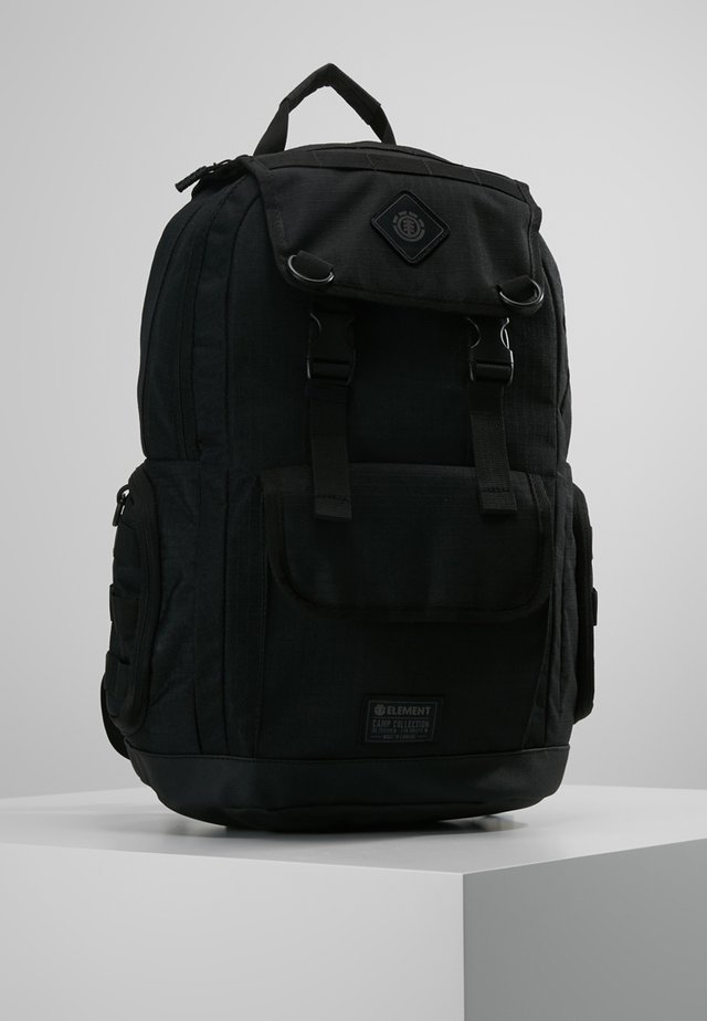 CYPRESS RECRUIT BACKPACK - Plecak - all black