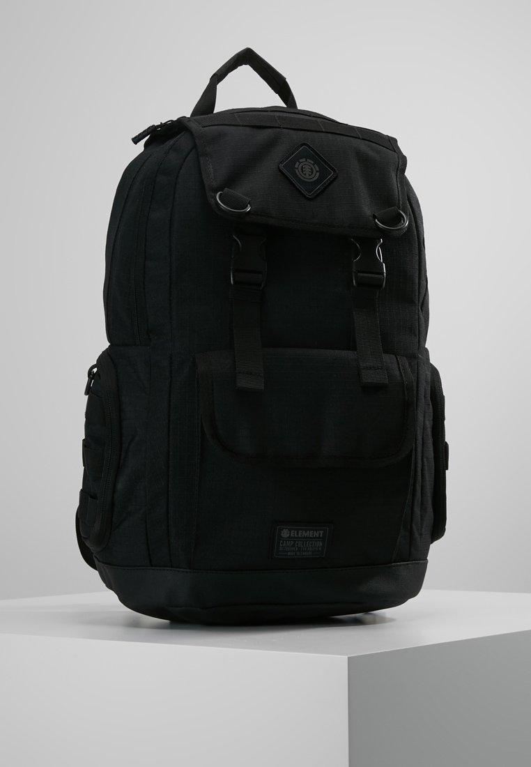 Element - CYPRESS RECRUIT BACKPACK - Tagesrucksack - all black
