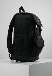 Element - CYPRESS RECRUIT BACKPACK - Ryggsäck - all black - 3