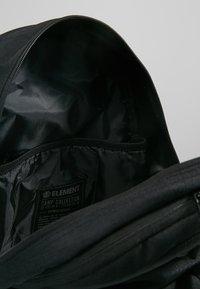 Element - CYPRESS RECRUIT BACKPACK - Ryggsäck - all black - 4
