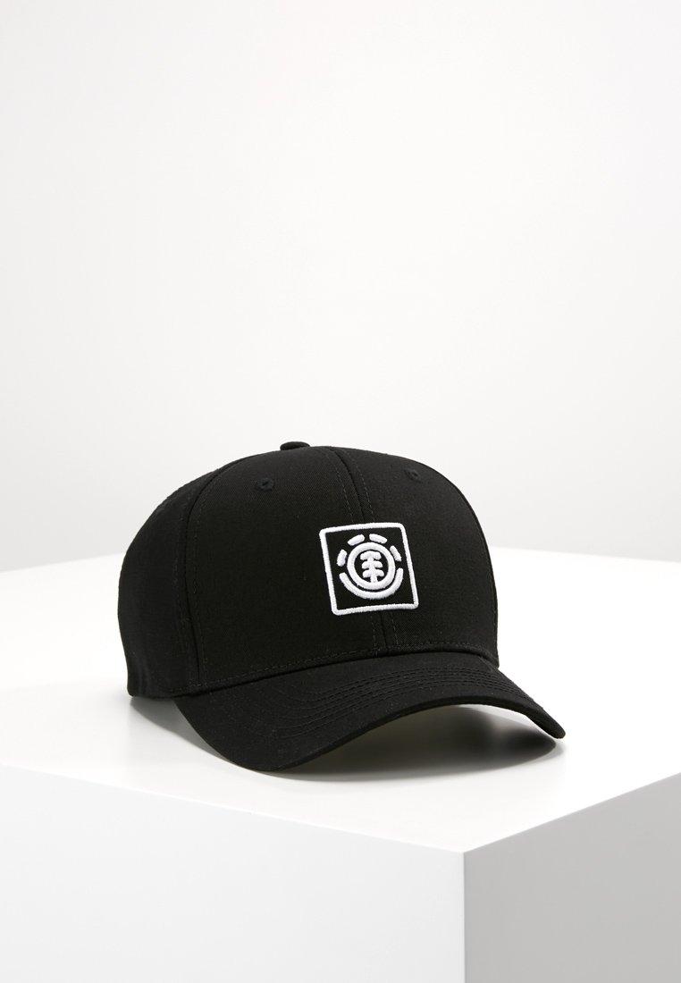 Element - TREELOGO  - Cap - flint black