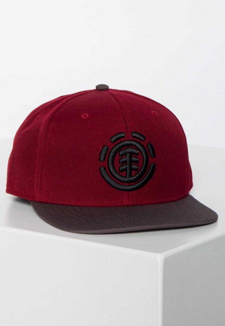 Element - KNUTSEN  - Cap - red/black