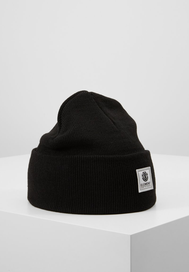 Element - DUSK BOY BEANIE - Mössa - flint black