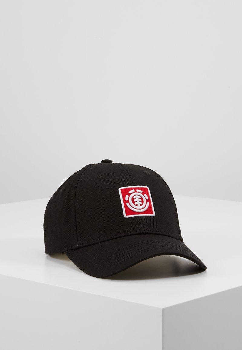 Element - TREELOGO BOY - Caps - flint black
