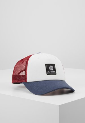 ICON BOY - Cap - oxblood red
