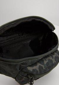 Element - POSSE HIP SACK - Bum bag - dark green - 4