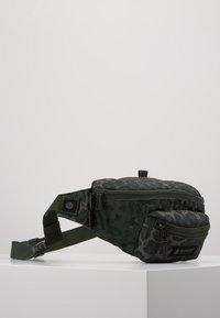 Element - POSSE HIP SACK - Bum bag - dark green - 3