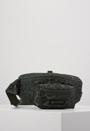 POSSE HIP SACK - Bæltetasker - dark green