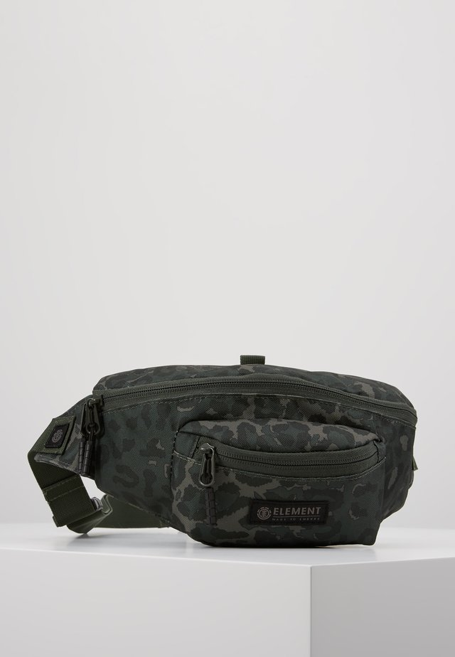 POSSE HIP SACK - Saszetka nerka - dark green