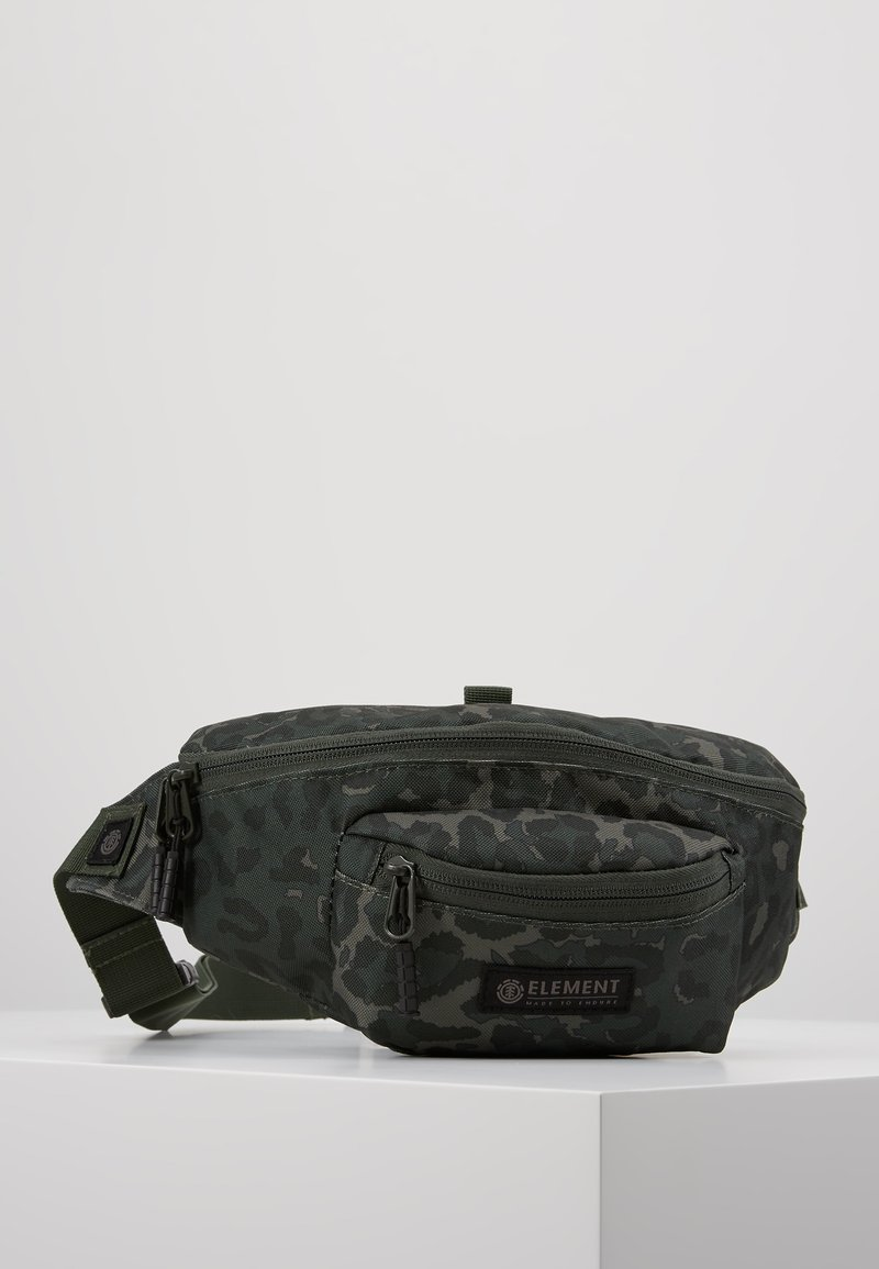 Element - POSSE HIP SACK - Bum bag - dark green