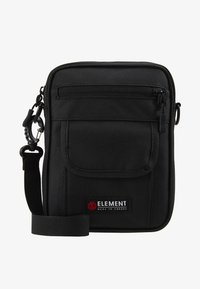 Element - ROAD BAG - Across body bag - flint black - 6