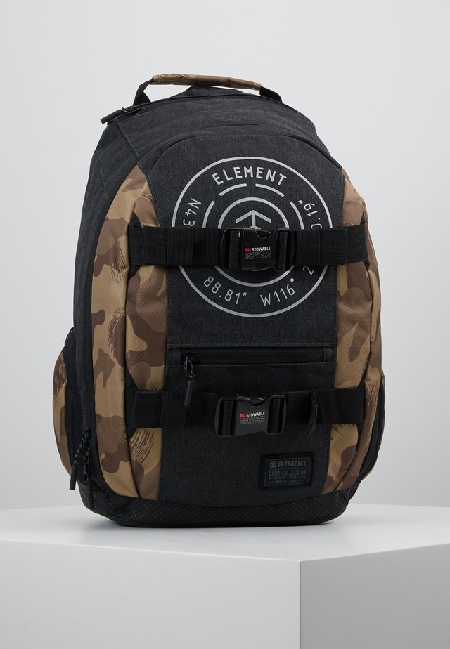 MOHAVE  - Rucksack - brown camo