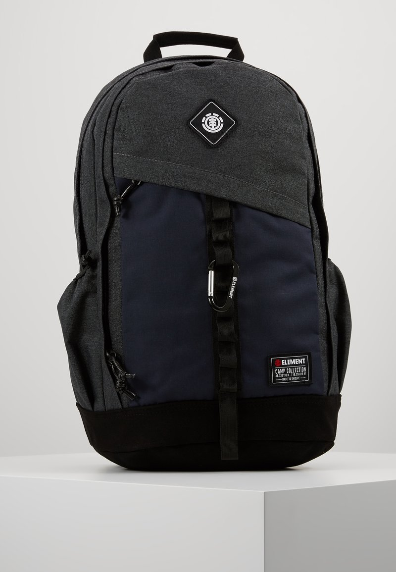 Element - CYPRESS - Rucksack - charcoal heather
