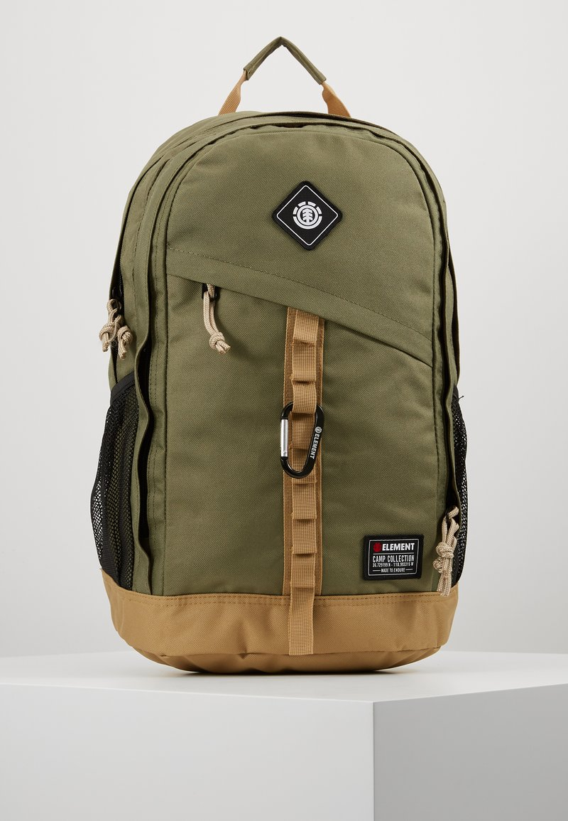 Element - CYPRESS - Tagesrucksack - military green