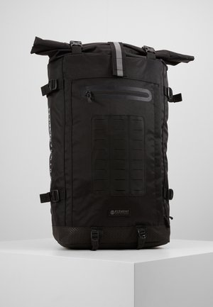 FUTURE NATURE ROLL - Rucksack - black