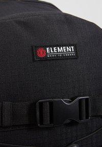 Element - SCHEME  - Reppu - all black - 2