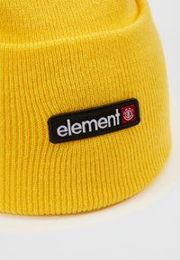 Element - PRIMO DUSK BEANIE - Beanie - bright yellow - 5
