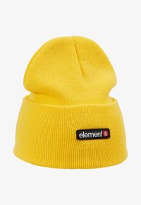 Element - PRIMO DUSK BEANIE - Beanie - bright yellow