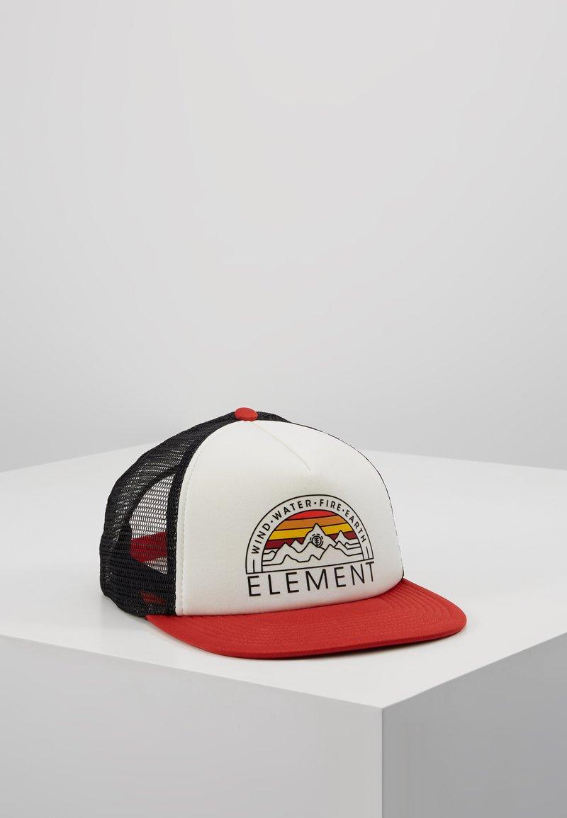 Element - ODYSSEY TRUCKER - Cap - pompeian red