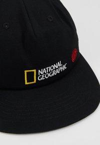 Element - UNITY HAT - Cap - flint black - 6