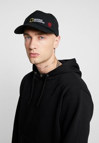 Element - UNITY HAT - Cap - flint black - 1